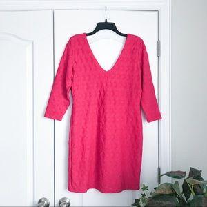 H&M V-Neck Open Back BodyCon Dress